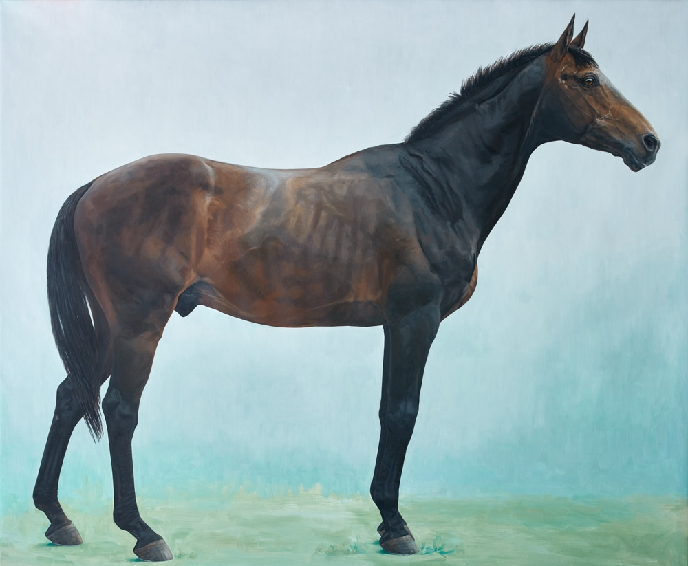 Monica_Brufton_Horse_Painting